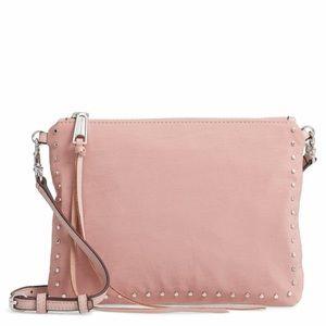Rebecca Minkoff Jon Studded Nylon Crossbody Bag